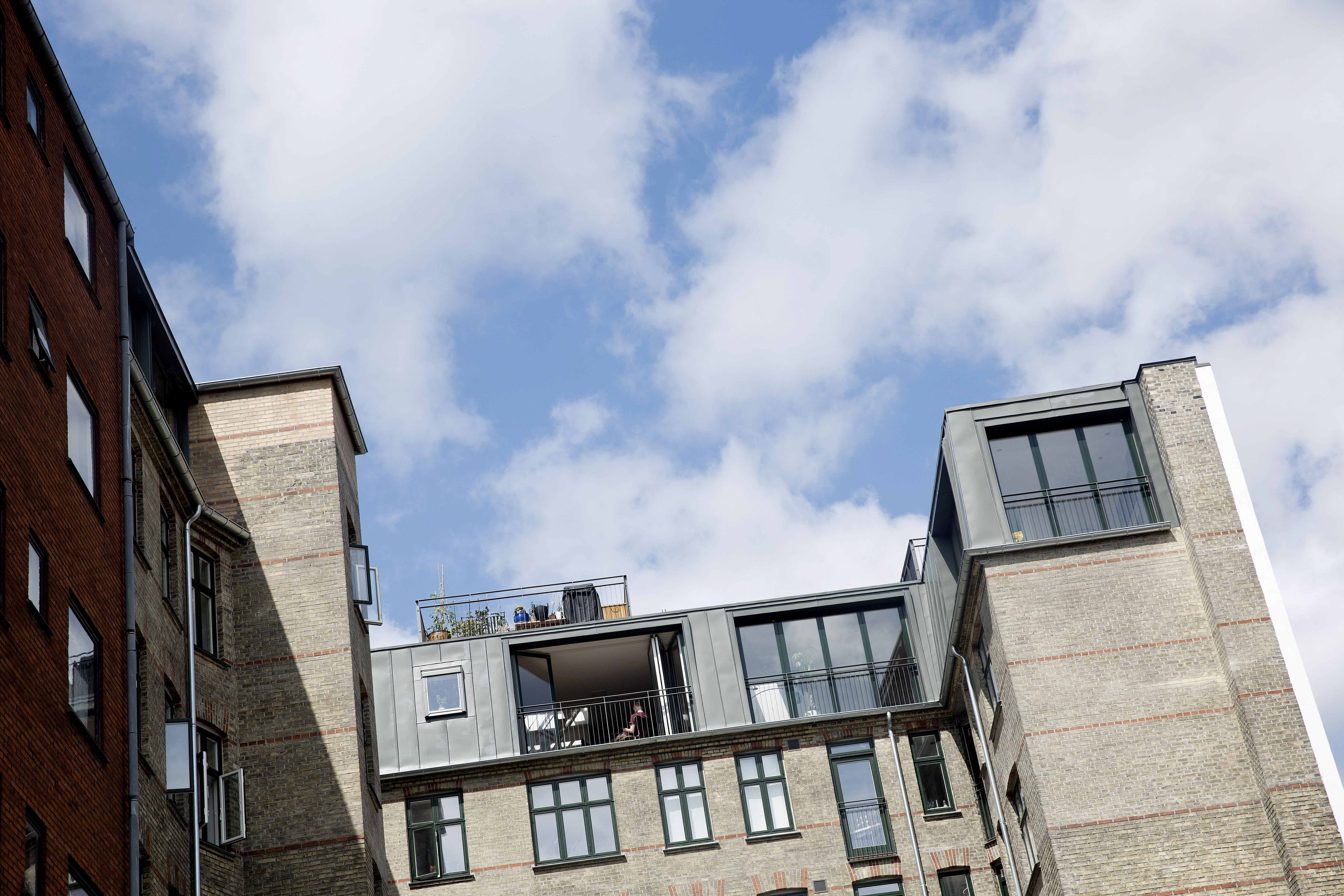 Photo of Ryesgade 30 A-C by Krydsrum Architects. Photo Credit: Krydsrum Architects