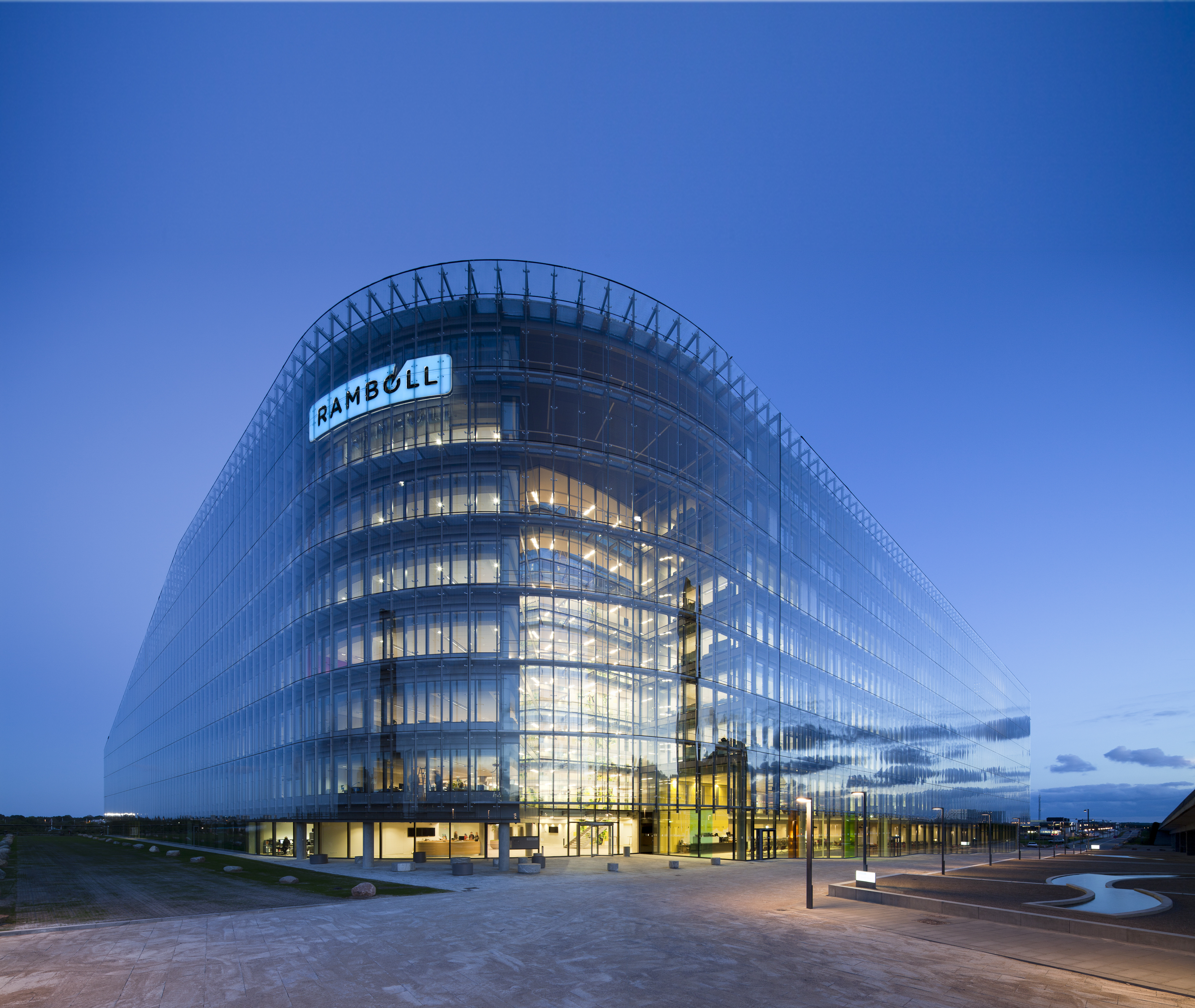 Photo of Ramboll Head Office by MIKKELSEN Architects. Photo Credit: MIKKELSEN Architects
