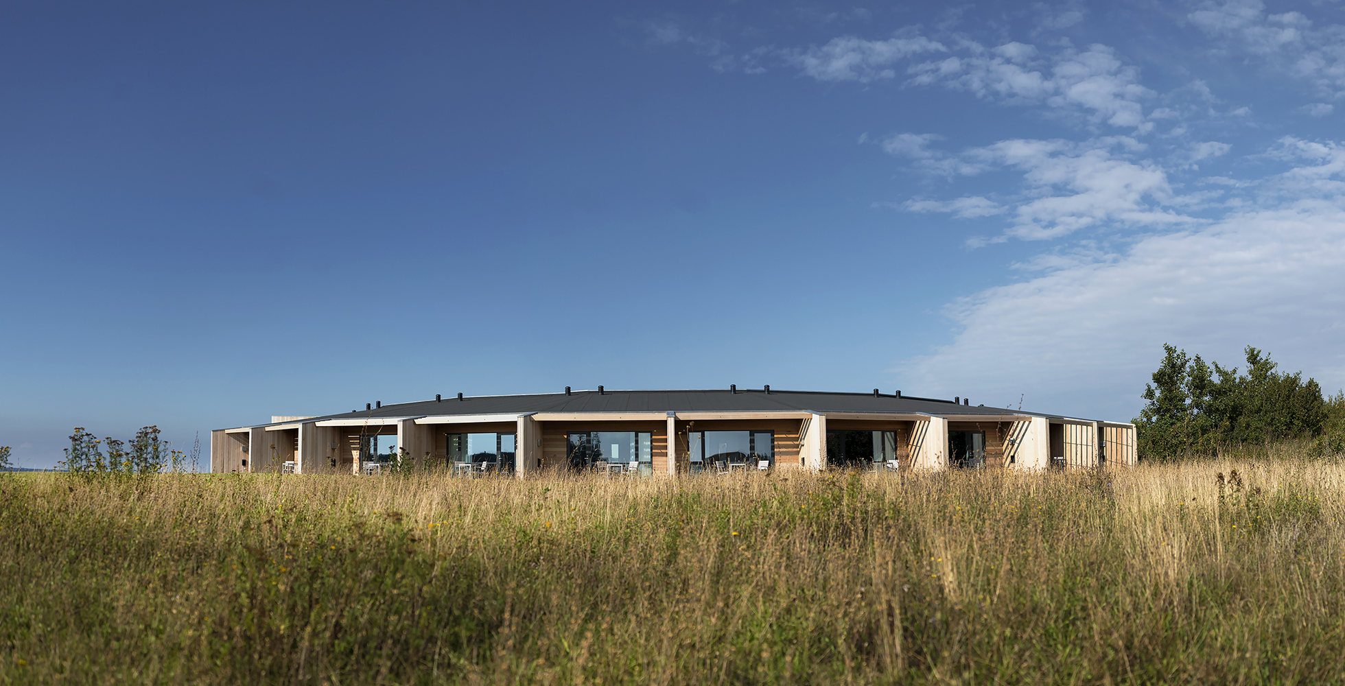 Photo of Musholm Holiday Centre by AART architects. Photo credit: AART architects