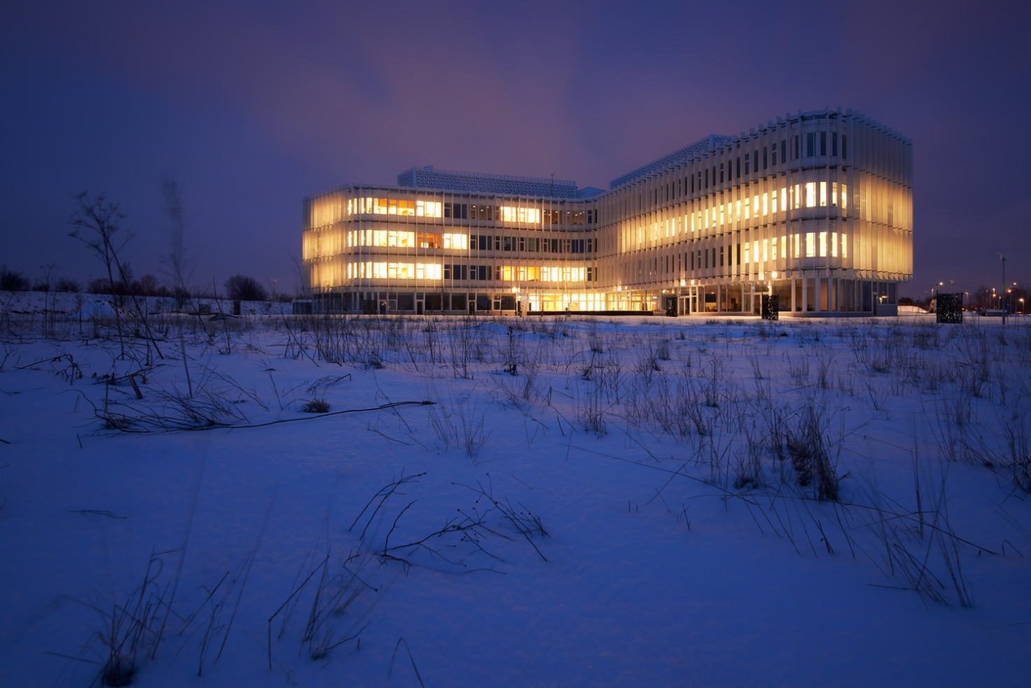 Danske Handicaporganisationers Hus Gottlieb Paludan, CUBO, Force4. Foto: Force4 Architects