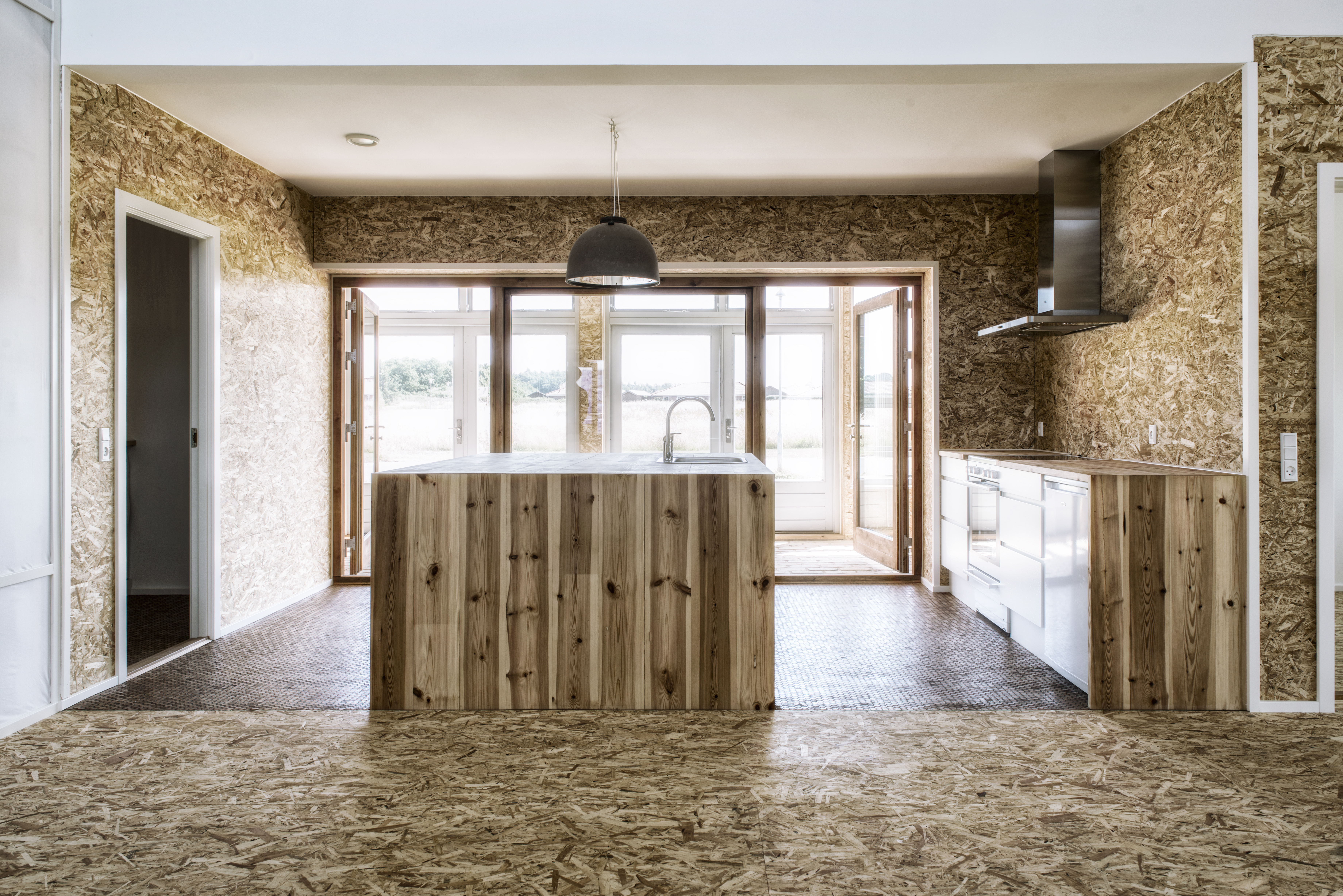 Foto: Upcycle House Lendager Group