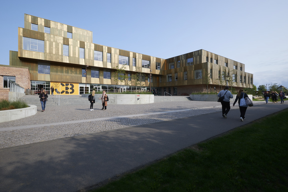 Photo of Campus Bornholm by CUBO and NOVA5. Photo credit: Martin Schubert