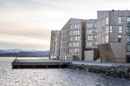 AART architects the waterfront