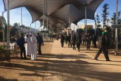 Blue Zone - COP22, Marrakesh